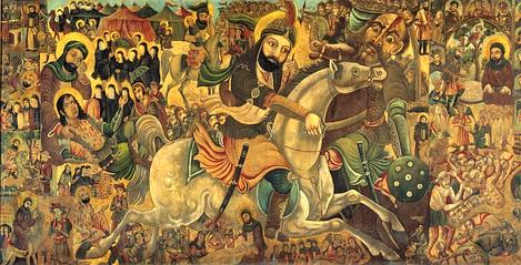 The Battle of Karbala by Abbas Al-Musavi