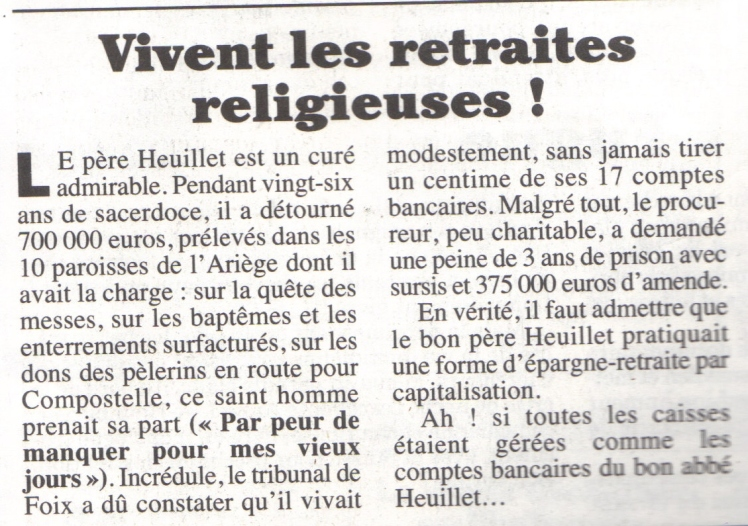 retraites religieuses