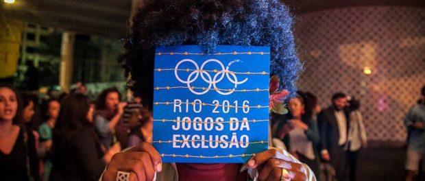 rio 2016 exclusion