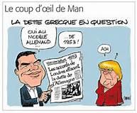 grece dette allemande